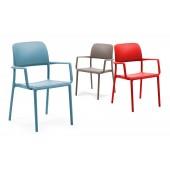 RIVA stoličky s podrúčkami