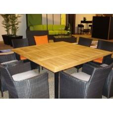 VÝPREDAJ - JUPITER stôl 90x90 cm