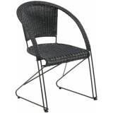 Stoličky hliník / kov / teak