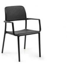 BORA stoličky s podrúčkami